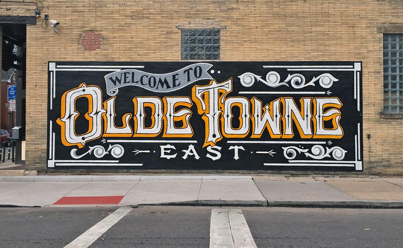 Olde Towne East (OTE)